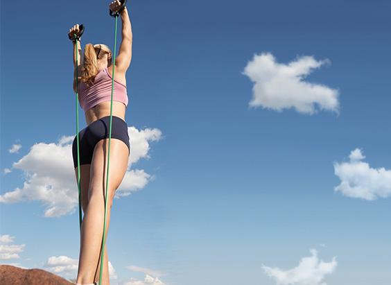 Straff durch den Alltag - ab wann leiden Sie wirklich unter Cellulite!